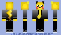 For golden king227_YT Minecraft Skin