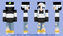 ~«ξvιε - Abstract - RQ~ Minecraft Skin