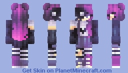 It is wednesday my dudes. OOHHHH |Updated  Persona Skin Minecraft Skin
