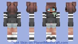 3rd Persona - a l i e n s. Minecraft Skin