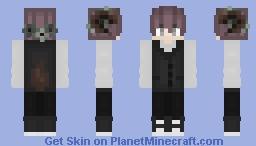 ღ Soul ღ Lil' Goat Butler oωo Minecraft Skin