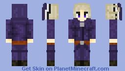 ɦεƭαℓเα- ɴᴏᴡ ꜱʜᴜᴛ ᴜᴘ ᴀɴᴅ ꜱᴀʏ ᴍʏ ɴᴀᴍᴇ (kinda bad in 2d) Minecraft Skin