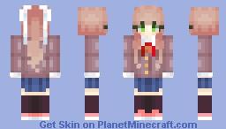 Monika Minecraft
