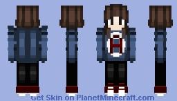ꌗꀘꀤꈤ ꋪꍟꆰ.✩ ☾ Minecraft Skin