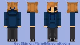 =+ Tamara _ EllsWorld += Minecraft Skin