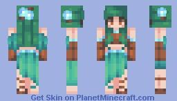 ♥мαηgℓє∂♥ My eyes are shut but I can see - Skin Trade Minecraft
