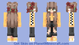 🌻request🔥 Minecraft Skin