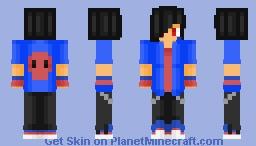 ZexyZek Remake Minecraft Skin