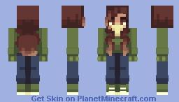 walk Minecraft Skin