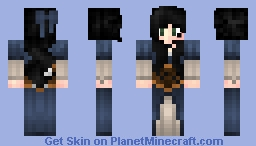 Make It Blue - 1k Subs Woo ! Minecraft Skin