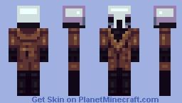 Deadbolt Minecraft Skin