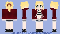 (Fate/Skin) Mordred Skin Minecraft Skin