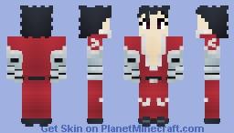 The Seven Deadly Sins Skin - Zeldris Skin Minecraft Skin