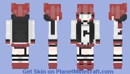 love live sunshine - ruby kurosawa Minecraft Skin