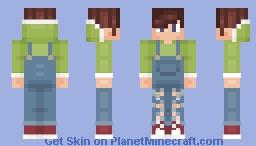 Dustin the Farmer Minecraft