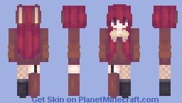 gansekei Minecraft Skin