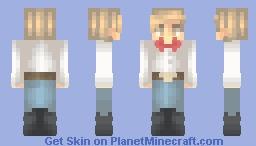 Yodeling Walmart Kid Minecraft Skin