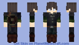 I have a problem. . . Minecraft Skin