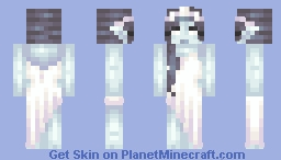 the lady of the lake Minecraft Skin