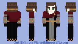 Imperial Noblewoman Minecraft