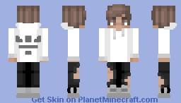 Maybe Improving..? | 𝓗𝓪𝓲𝓵𝓬𝔂 Minecraft Skin