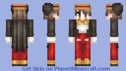If you can dream it, you can do it Minecraft Skin