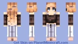 overthinking Minecraft Skin