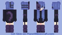 😈Devil's Advocate😈 Minecraft Skin