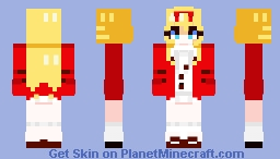 i think thats sailor moon Minecraft Skin