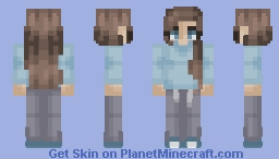 Day at home Minecraft Skin