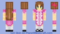 ɦεƭαℓเα- ᴅᴏɴᴛ ʙᴇ ᴀ ᴊᴇʀᴋ [CE] Minecraft Skin