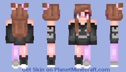 Reshade Contest- Beverly Minecraft Skin