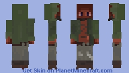 MCride! -Death Grips-  (BASE USED) Minecraft Skin