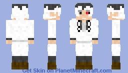 Sasaki Haise | Tokyo Ghoul:re Minecraft Skin