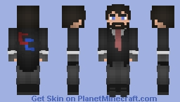 Request (For Ultranegative) Minecraft Skin