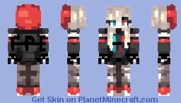 ♫ Blurryface |-/ ♫ -℘ø℘ℜεε£- Minecraft Skin