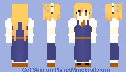 Tohru - Miss Kobayashi's Dragon Maid ~Ὠκεαν~ Minecraft Skin