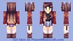 timeless [200] Minecraft Skin