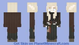 ⊰ Blind Northern Lass ⊱ Minecraft Skin