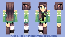 what went down Minecraft Skin