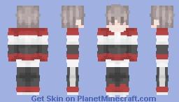 taehyung | dna mv Minecraft Skin