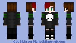 Chico Metalero Minecraft Skin