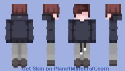 Skin request #2 From: TheSquiddyCat Minecraft Skin
