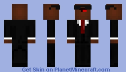 Chritah Minecraft Skin