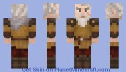 Barclay Els Minecraft Skin