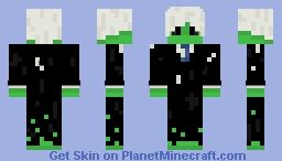 cool zombie Minecraft Skin