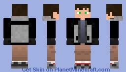 Eggs Benedict - Revamping my first original skin Minecraft Skin
