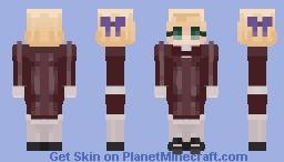 Liechtenstein | Hetalia Minecraft Skin
