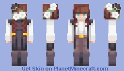 Little Pirate // CE Minecraft