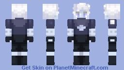 Moonstone | Steven Universe Gemsona Minecraft Skin